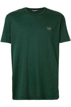 Dolce & Gabbana T-Shirt mit rundem Ausschnitt