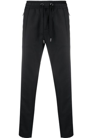 Dolce & Gabbana Logo plaque trousers