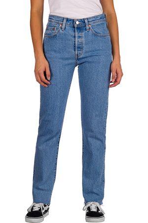 Levi's Damen Cropped - 501 Crop Jeans