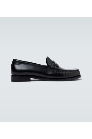 Saint Laurent Loafers aus Leder