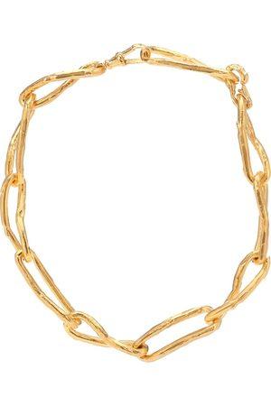 Alighieri Vergoldete Halskette The Wasteland
