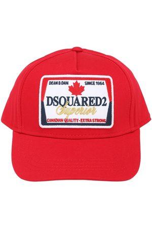 Dsquared2 Baseballkappe Aus Gabardine Mit Logopatch