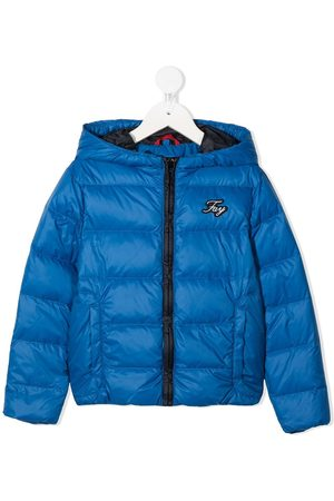 FAY KIDS Quilted down jacket