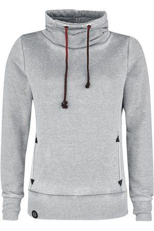 RED by EMP Mädchen Sweatshirts - High Neck Burnout Girl-Sweat-Shirt