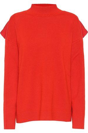 MONSE Damen Strickpullover - Pullover aus Merinowolle