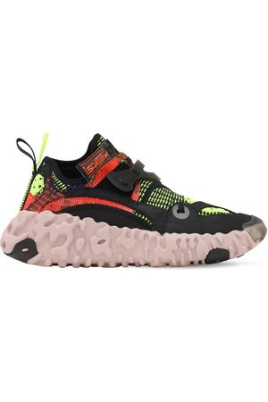 "Nike Flyknit-sneakers ""ispa Overreact"""