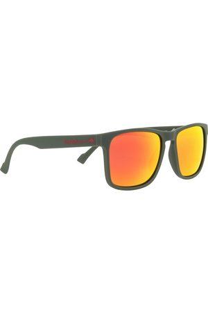 Red Bull Spect Eyewear Sonnenbrillen - LEAP-006P Matt Olive/Green