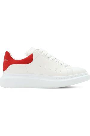 Alexander McQueen Herren Sneakers - 45mm Hohe Plateausneakers Aus Leder