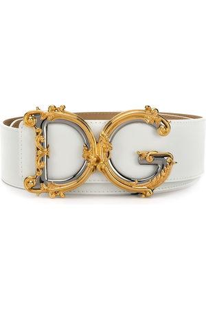 Dolce & Gabbana Gürtel mit DG