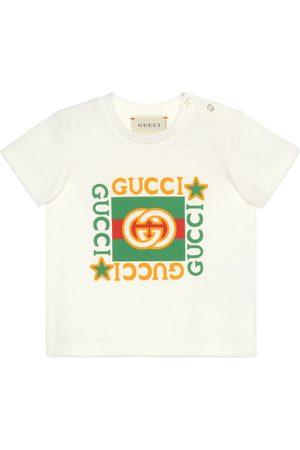 Gucci Baby Shirts - Baby-T-Shirt mit Print