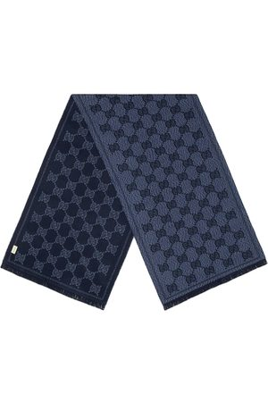 Gucci Jacquard-Schal mit GG-Muster