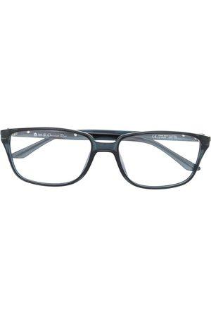 Dior Eckige 1990er Sonnenbrille