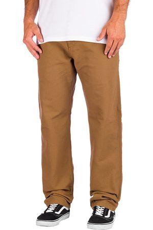 Carhartt Herren Cropped - Ruck Single Knee Jeans