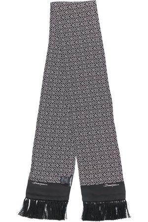 Dolce & Gabbana Fringed silk scarf