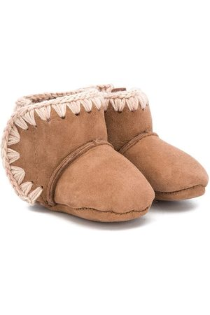 Mou Gummistiefel - Shearling snow boots