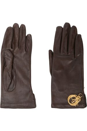 Dior 1970s pre-owned Handschuhe