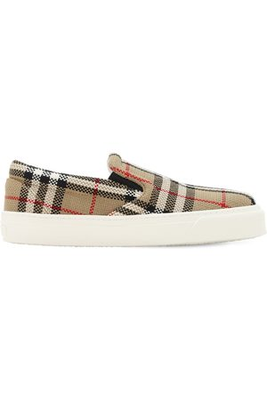 """Burberry 20 Mm Hohe Slip-on-sneakers """"thompson"""""""