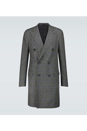 Lanvin Zweireihiger Mantel aus Wolle