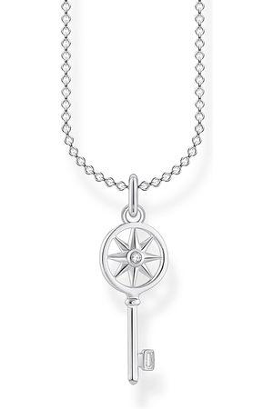 Thomas Sabo Halsketten - Halskette - Schlüssel mit Stern - KE2041-051-14-L45V