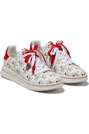 Marc Jacobs X Peanuts 'The Tennis Shoe' Sneakers