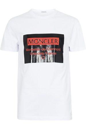 Moncler Bedrucktes T-Shirt