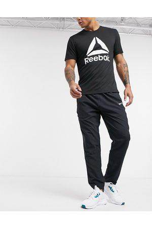Reebok Schwarze Jogginghose