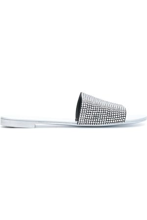 Giuseppe Zanotti Adelia slip-on sandals