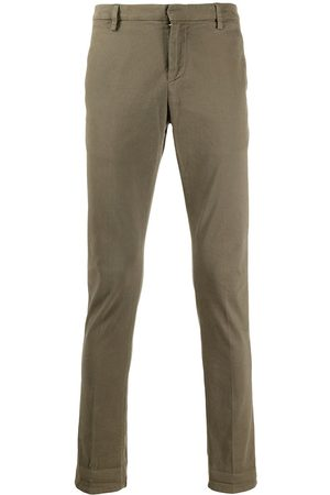 Dondup Plain slim-fit chinos - Nude