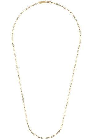 NORTHSKULL Rectangular chain necklace