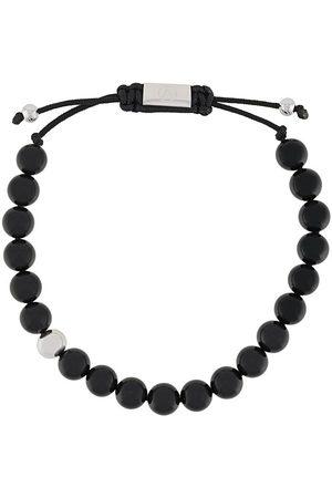 NORTHSKULL Asymmetric bead bracelet
