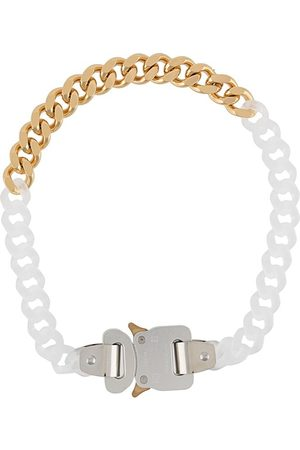 1017 ALYX 9SM Halskette im Kontrast-Look