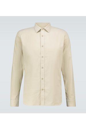 Orlebar Brown Hemd Giles aus Baumwollcord