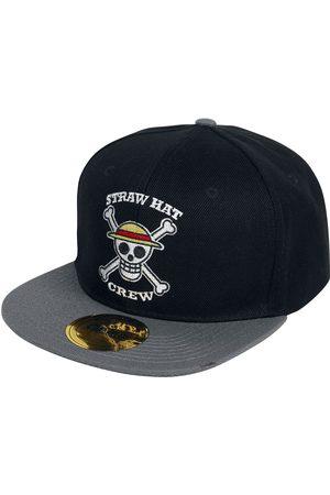 Onepiece Skull Baseball-Cap /