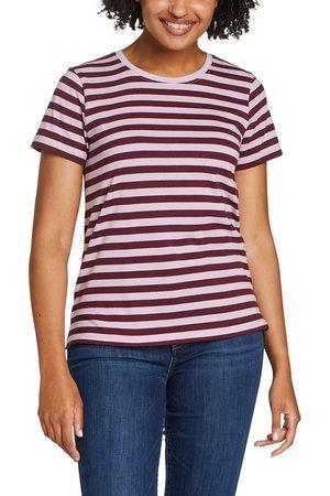 Eddie Bauer Myriad Performance T-Shirt - geringelt Damen Gr. XS