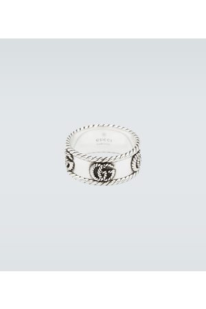 Gucci Ring GG aus Sterlingsilber