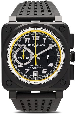 Bell & Ross BR 03-94' Chronograph, 42mm - BLACK