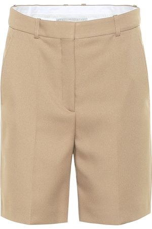 Stella McCartney Shorts Amber aus Twill