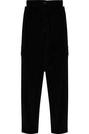 Dolce & Gabbana Corduroy cargo trousers