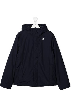 K-Way Concealed fastening jacket