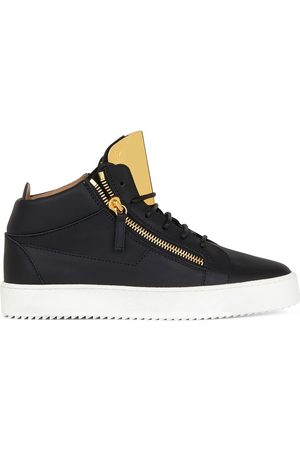 Giuseppe Zanotti Kriss Steel' High-Top-Sneakers
