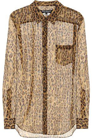 JUNYA WATANABE Bedruckte Bluse