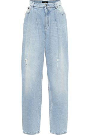 Dolce & Gabbana High-Rise Jeans