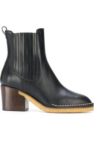 Tod's Chelsea-Boots mit hohem Absatz