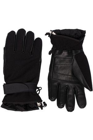 Moncler Handschuhe mit Einsätzen