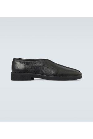 LEMAIRE Slippers aus Leder