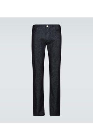 Fendi Straight Jeans FF