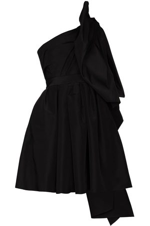 Carolina Herrera One-Shoulder-Kleid