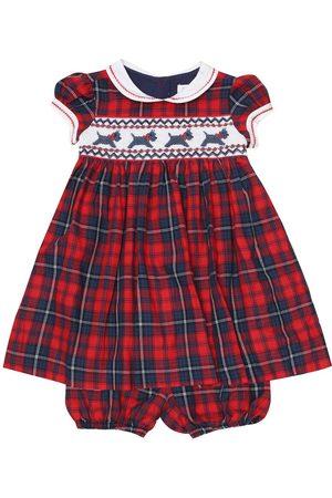 Rachel Riley Baby Set aus Kleid und Höschen