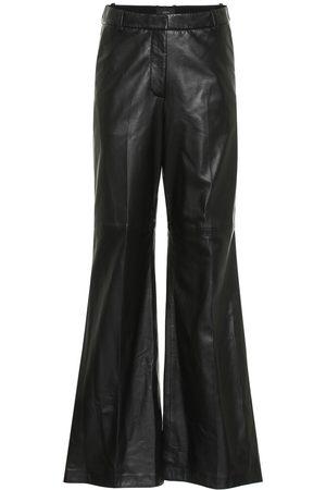 Joseph Damen Weite Hosen - Lederhose Tambo mit weitem Bein