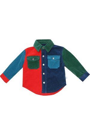 Stella McCartney Baby Hemd aus Cord